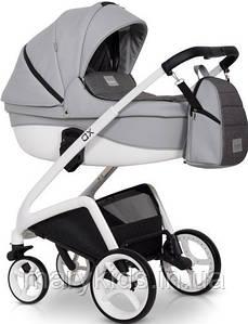 Детская универсальная коляска 2 в 1 Riko XD 01 Stone