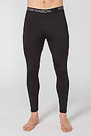 Мужские спортивные утепленные штаны Radical Sprinter 3XL Черно-красные (r0482)