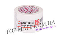 Лента малярная Intertool - 72 мм x 40 м, белая