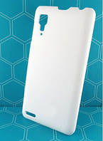 Чехол силиконовый белый для Lenovo P780