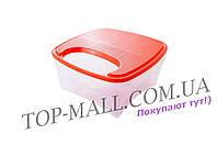 Доска разделочная HozPlast с салатником