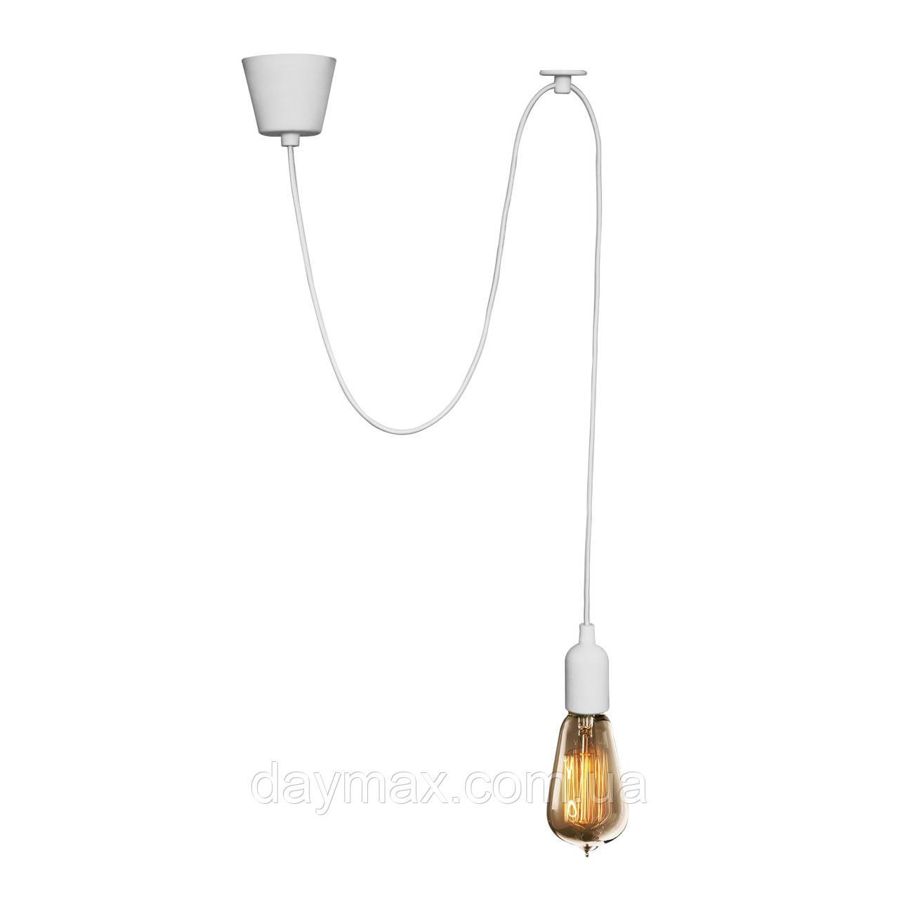 Люстра паук на одну лампу NL 149-1W MSK Electric