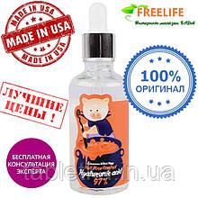 Elizavecca, Witch Piggy, средство для очищения пор с гиалуроновой кислотой, 97%, 50 мл