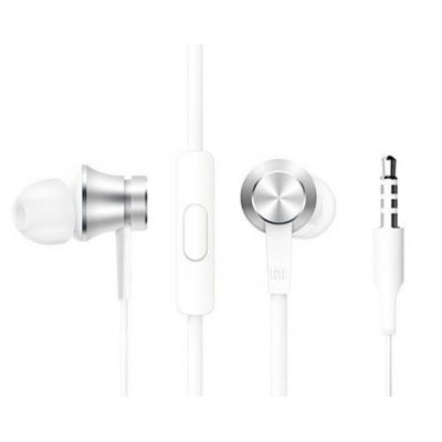 Гарнітура Xiaomi Piston Fresh Bloom Matte HSEJ03JY Silver