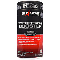 Six Star, Six Star Pro Nutrition, Активатор Тестостерона, Элитная Серия, 60 капсул