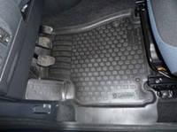 Коврики в салон Citroen Berlingo (96-02) (полимерные) L.Locker, фото 1