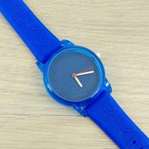 Adidas Blue Silicone