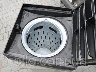 Мусорозборные кошика для дощоприймачів та люків Kasi (Чехія)