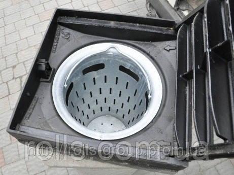 Мусорозборные корзины для дождеприемников и люков Kasi (Чехия)