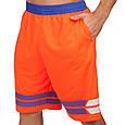 Форма баскетбольная мужская (оранжевый), фото 4
