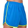 Форма для легкой атлетики мужская (синий-салатовый), фото 2