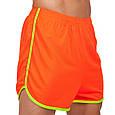 Форма для легкой атлетики мужская (оранжевый-желтый), фото 2