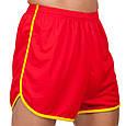 Форма для легкой атлетики мужская (красный-желт.), фото 2