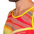 Форма для легкой атлетики мужская (красный-желт.), фото 3