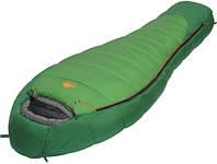 Спальный мешок-кокон Alexika Mountain Green Right (9221.0101.R)