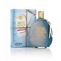 Женская парфюмированная вода Diesel Fuel For Life Denim Collection Femme 75 ml (Ф.л фо Лайф пур фэм)