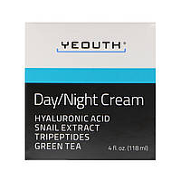 Yeouth, Дневной/ночной крем, 4 ж. унц. (118 мл)