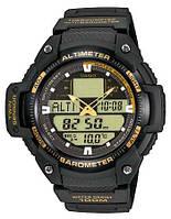 Мужские часы CASIO PRO TREK SGW-400H-1B2VER оригинал