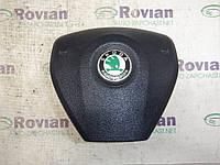 Подушка безопасности водителя Skoda SUPERB 1 2002-2008 (Шкода Суперб), 3U0880201AL