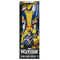 "Фигурка Супергероев (фігурки супергероїв) Большая игрушка Росомаха, коллекция «Титаны» - Wolverine, ""Titan Hero Series"", Hasbro, 30 СМ"