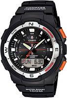 Мужские часы CASIO PRO TREK SGW-500H-1BVER оригинал