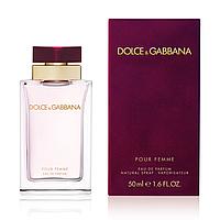 Женская парфюмированная вода Dolce & Gabbana pour Femme 100 ml (Дольче Габанна Пур Фемм)