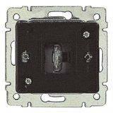 Выключатель для гостиничного номера с ключ-картой (не в комплекте); 10А 250В (НО / НЗ контакт); с подсветкой