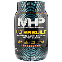 Maximum Human Performance, LLC, UltraBuild, Chocolate, 1.75 lb (792 g)