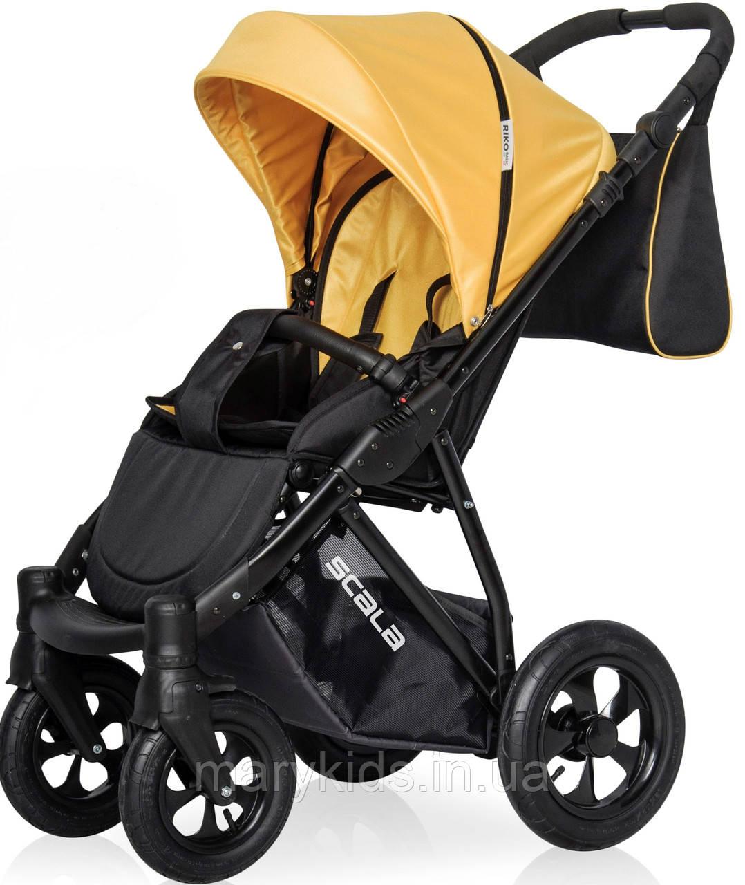 Детская униеврсальная прогулочная коляска Riko Scala 04