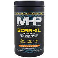 Maximum Human Performance, LLC, Премиальная серия, BCAA-XL, мандарин, 10,6 унций (300 г)