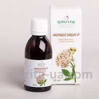 Нервостабил-Р-Натуральный препарат от нервов (50мл.,Амрита)