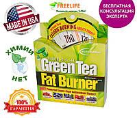 Appliednutrition, Сжигатель жира с зеленым чаем (Green Tea Fat Burner), 30 желатиновых капсул быстрого действия