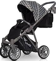Детская универсальная прогулочная коляска Riko Vivo 01 Carbon