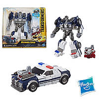 Робот-трансформер игрушка, Баррикейд,Нитро Зажигание-  Barricade,Hasbro, (дитяча іграшка робот трансформер) Transformers Bumblebee, Igniters Nitro