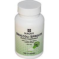Seagate, Капуста брокколи, 250 мг, 100 вегетарианских капсул