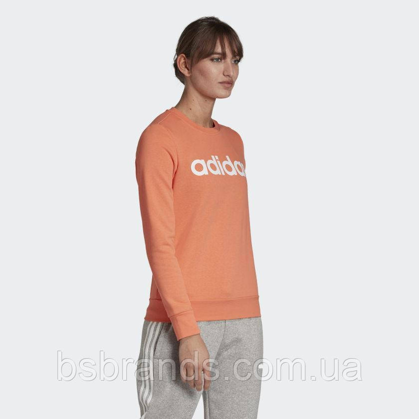 Женская толстовка Adidas Essentials Linear (Артикул:EI0679)