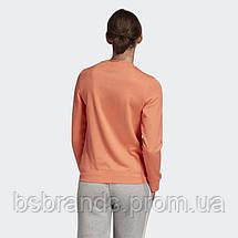 Женская толстовка Adidas Essentials Linear (Артикул:EI0679), фото 2
