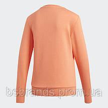 Женская толстовка Adidas Essentials Linear (Артикул:EI0679), фото 3