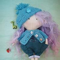 Игровая текстильная кукла, Hand Made, фото 1