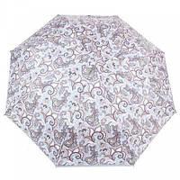 Зонт женский полуавтомат ZEST (ЗЕСТ) Z23629-3259