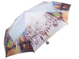 Зонт женский полуавтомат ZEST (ЗЕСТ) Z23625-22