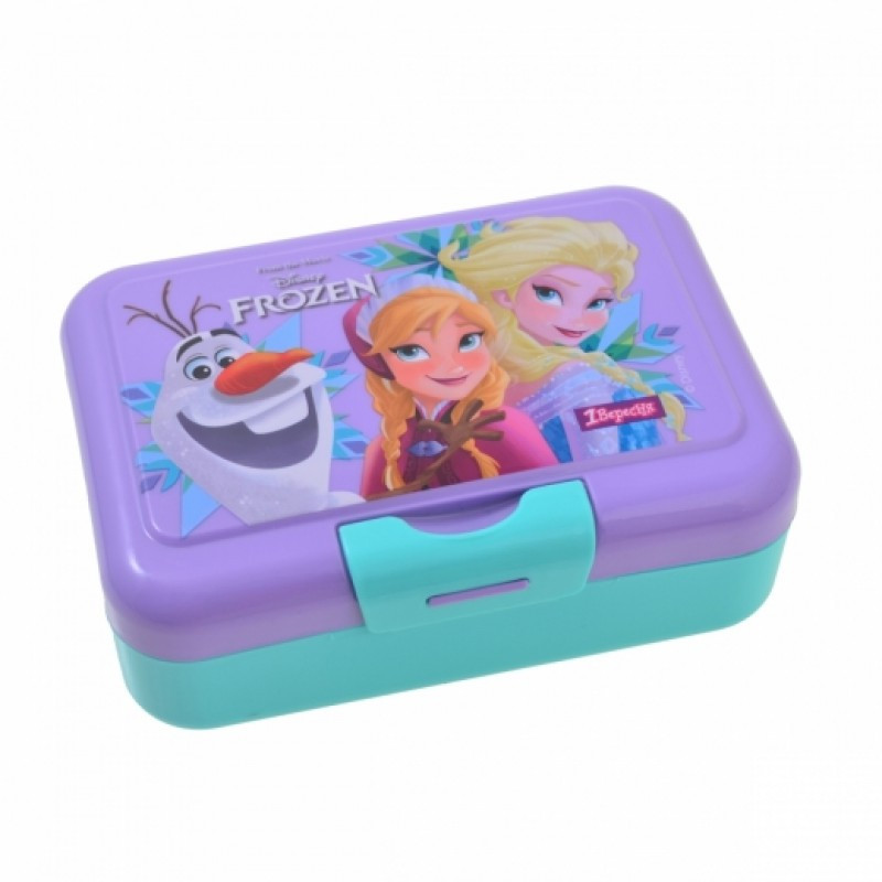 Ланчбокс для школярів з героями мультфільму Фрозен (Frozen), 706837