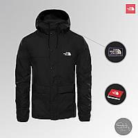 Черная мужская куртка-ветровка The North Face