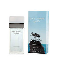 Женская туалетная вода Dolce & Gabbana Light Blue Dreaming in Portofino 100 ml (Дольче Энд Габбана)