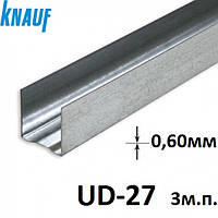 Профиль UD 27 KNAUF 3 М (0,6 ММ)