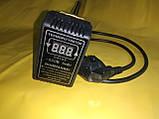 """Тэн в чугунную батарею правая резьба 3.0 кВт./ 1.1/4"""" дюйма с цифровым терморегулятором, фото 2"""
