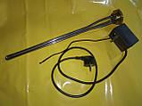 """Тэн в чугунную батарею правая резьба 3.0 кВт./ 1.1/4"""" дюйма с цифровым терморегулятором, фото 4"""