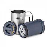 Набор Stanley Adventure Cook and Brew (чаша-котелок (0.95л)+пресс для заваривания чая/кофе+крышка)
