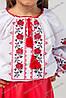 Классическая вышиванка детская Оксаночка, фото 6