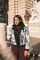 Женская двусторонняя куртка 5047